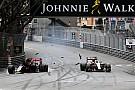 Massa met la F1 en garde après l'accident de Verstappen
