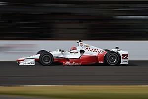 IndyCar Résumé de course Un aileron avant cassé coûte cher à Pagenaud à Indianapolis