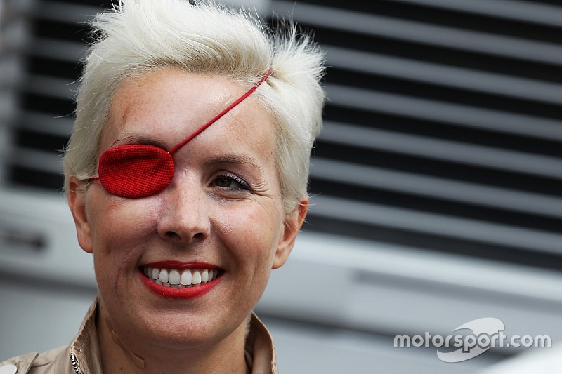 No further action over de Villota test crash