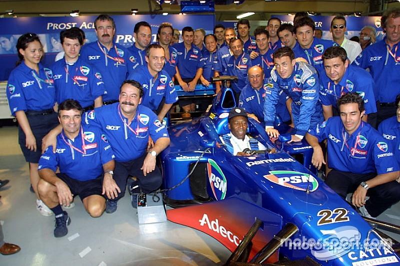 """Interview exclusive - """"Remanié dès 1998, Prost GP serait sur la grille aujourd'hui"""""""