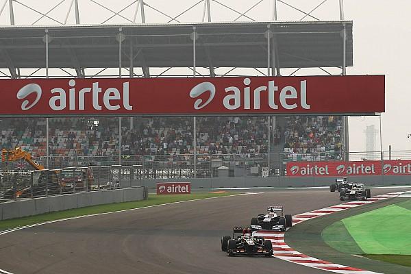 Formule 1 L'Inde a la possibilité de revenir au calendrier 2016