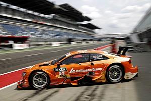 DTM Résumé d'essais EL2 - Jamie Green et Audi reprennent la main
