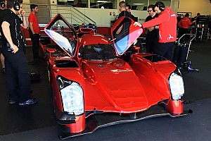 Le Mans Preview Rebellion Racing launches their 2015 racing season at Le Mans