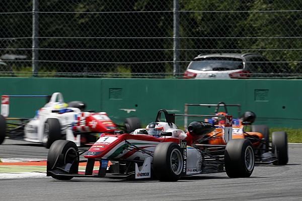 Вторая гонка остановлена после нескольких серьезных аварий