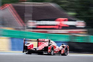 Le Mans Testing report Le Mans Test Day: Porsche beats 2014 pole time and rivals