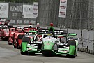 Бурдэ стал победителем хаотичной гонки в Детройте