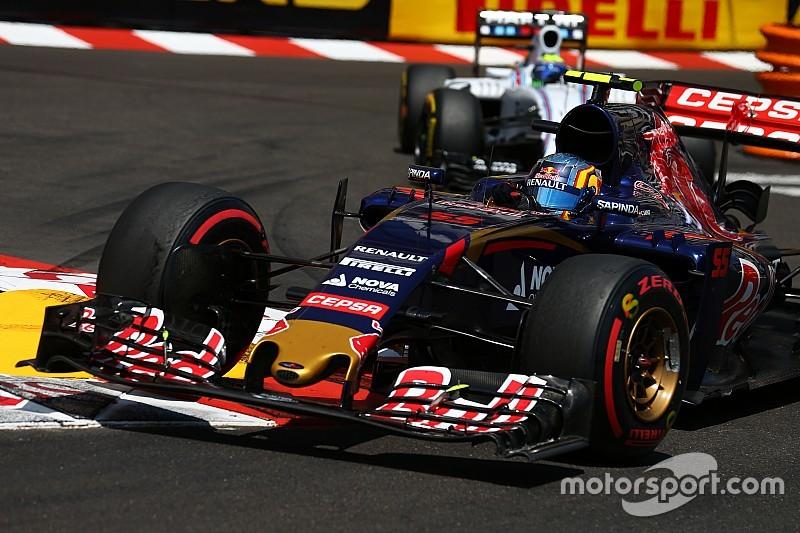 Sainz s'apprête à découvrir le Circuit Gilles Villeneuve