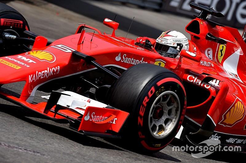 Ferrari f1 engine upgrade