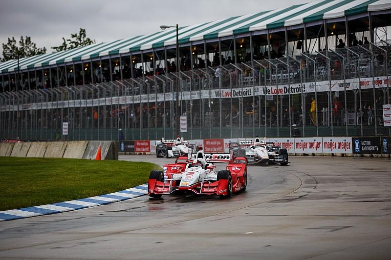 Inside IndyCar - Résumé vidéo du Dual at Detroit