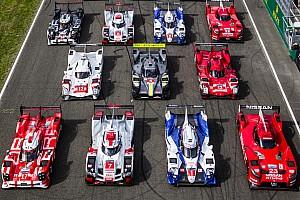 24 heures du Mans Contenu spécial Le Mans - La grille de départ en images