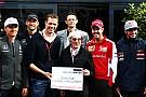 Pilotos da Fórmula 1 estão impressionados pelas respostas da pesquisa da GPDA