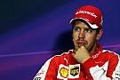 Les critiques d'Ecclestone laissent Vettel de marbre