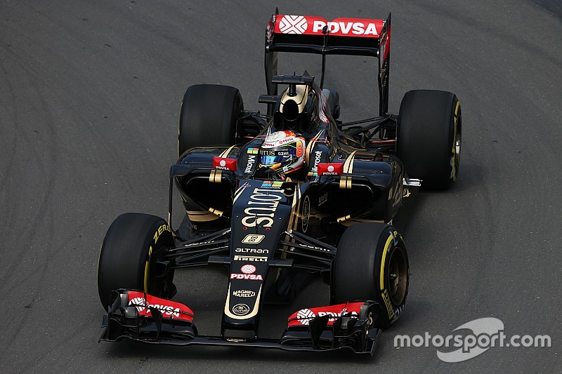 Lotus: A strong opening day for the Canadian GP
