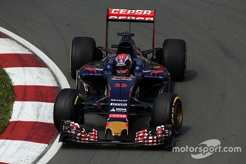 Les vibreurs de Montréal compliquent la tâche de Toro Rosso