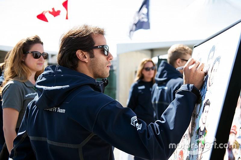Em pista inédita, Felipe Nasr acredita que Sauber possa resolver problemas nos freios até amanhã
