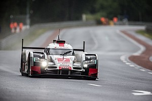 Le Mans Commentary Benoît Tréluyer: It's the simple things that make Le Mans