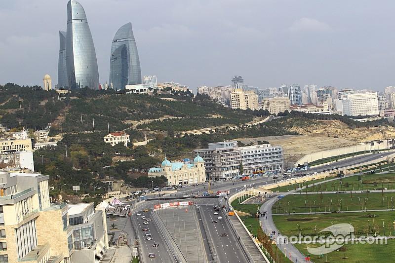 Bakou disparaît du calendrier, remplacé par Zandvoort