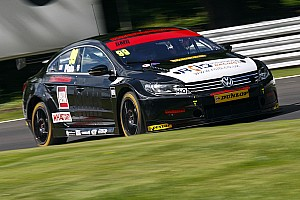 BTCC Race report Plato holds off Shedden to double up at Oulton