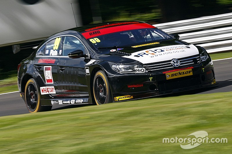 Plato holds off Shedden to double up at Oulton
