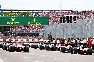Formula 1 Results Drivers' and constructors' standings after Canadian GP