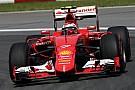 Räikkönen - La cartographie moteur a causé le tête-à-queue