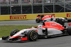 Formule 1 Actualités Manor pourrait abandonner l'idée d'une monoplace 2015