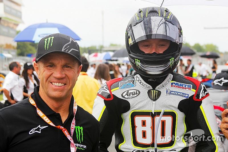 Interview - Il s'appelle Mamola et attend son heure dans les coulisses du MotoGP