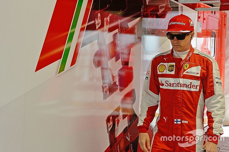 Ferrari not looking for Raikkonen replacement