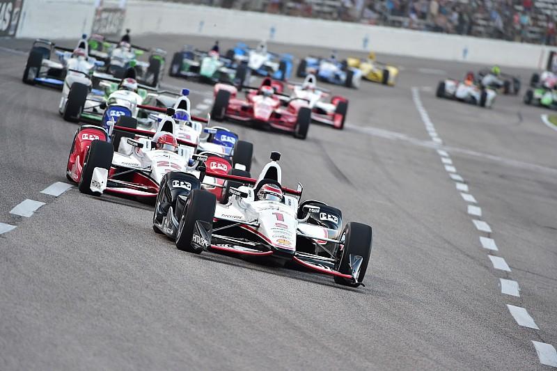 Vidéo - Le résumé de la course d'IndyCar au Texas