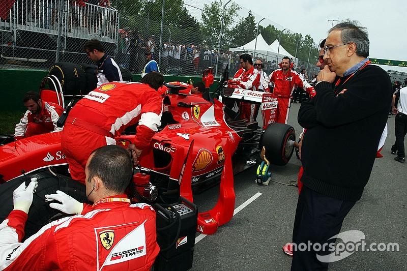 """Ferrari - """"Nous ne devons notre retour au top à personne"""""""