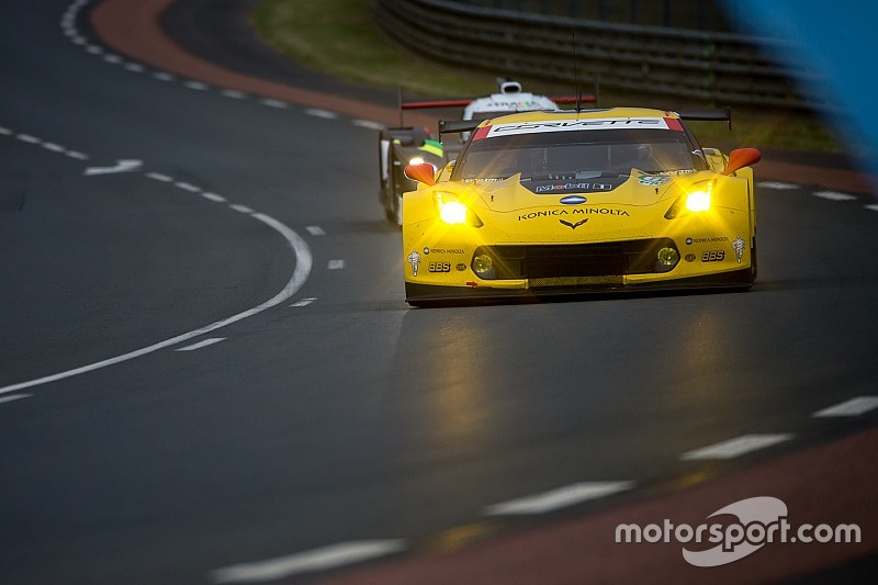 Fuerte accidente de Magnussen en Le Mans – video