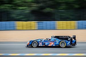 24 heures du Mans Résumé de qualifications Alpine satisfait de son cinquième temps en LMP2