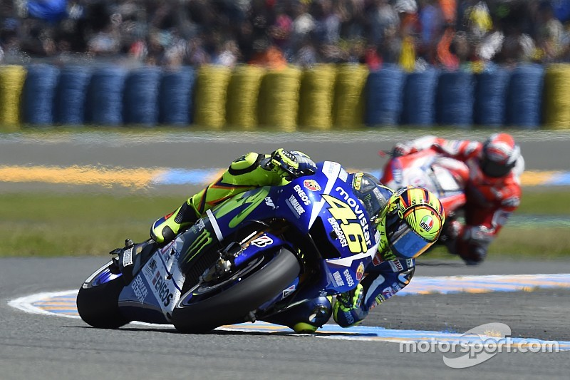 De légitimes inquiétudes pour Valentino Rossi