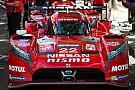 Siete autos, incluidos los tres Nissan, largarán atrás en Le Mans