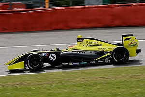 Formula V8 3.5 Résumé de course Course 1 - Orudzhev s'impose devant Merhi à Budapest