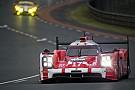H+1 - Deux Porsche en tête, la course neutralisée