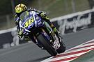 Ce n'est pas tous les jours dimanche pour Valentino Rossi