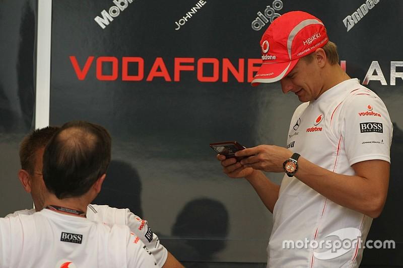 """La F1 poursuit son opération """"réseaux sociaux"""" avec Instagram"""