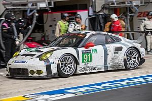 24 heures du Mans Résumé de course Moins de réussite pour Porsche en GTE Pro