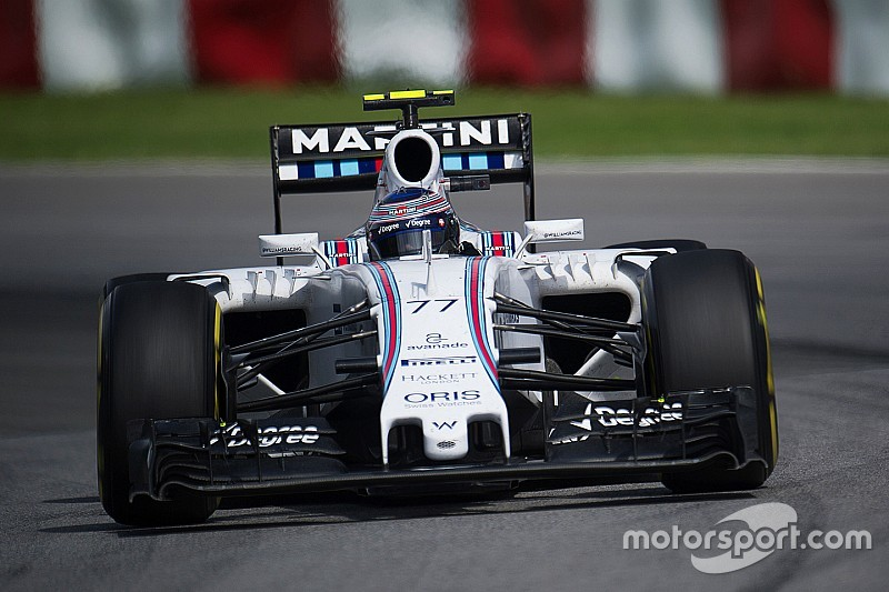 Williams aiming for the front again in Austria