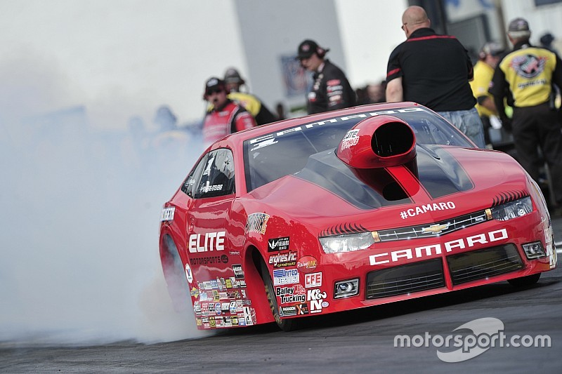 Erica Enders hopes Bristol is on the path to second championship