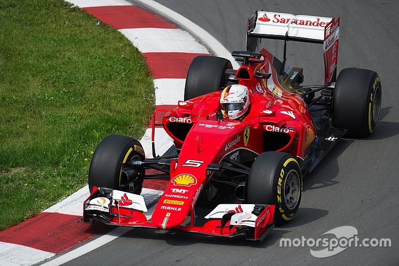 Vettel - Les F1 ne font plus peur aux pilotes