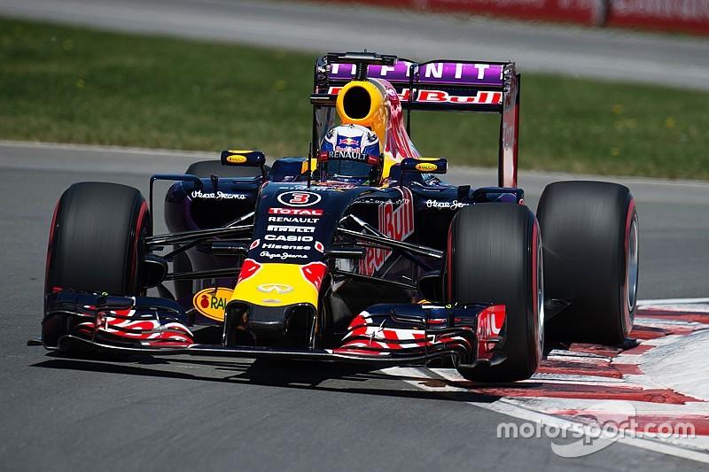 Ricciardo con nuevo chasis y posible sanción
