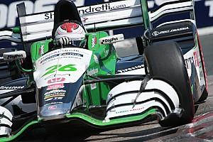 IndyCar Breaking news IndyCar awards Chevrolet, punishes Honda after Toronto