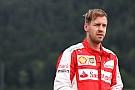 Mais rápido do dia, Vettel vê Ferrari em posição de ataque
