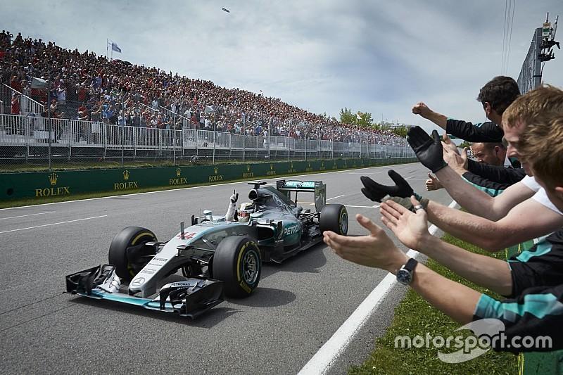 Hamilton - Le record de Schumacher n'est pas un objectif