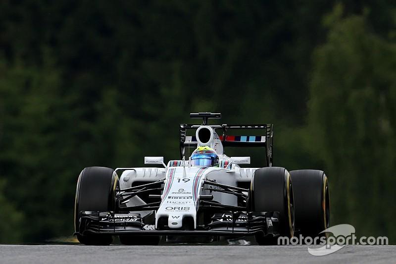 En Williams esperan pelear por el podio en Austria