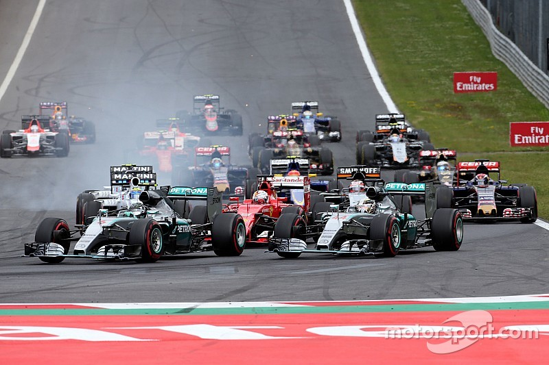 """Monteiro - """"La F1, ça doit être technologie et vitesse à outrance!"""""""