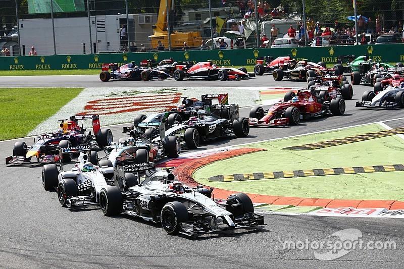 Monza montre peu d'intérêt pour l'alternance avec Imola