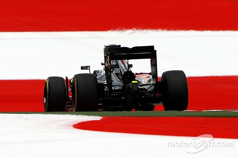 McLaren s'inquiète pour 2016